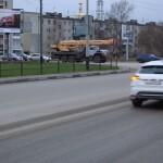 Рассказовское шоссе-Московская напротив дома № 35